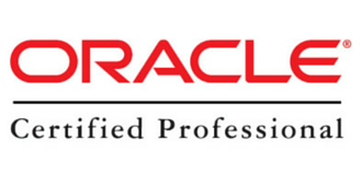 OCP - Oracle Certified Professional